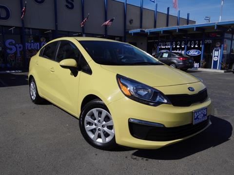 2016 Kia Rio for sale in Los Banos CA