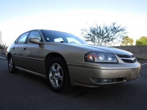 2005 Chevrolet Impala for sale in Phoenix, AZ