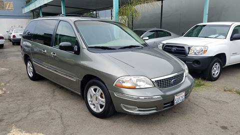2002 Ford Windstar for sale in North Hollywood, CA