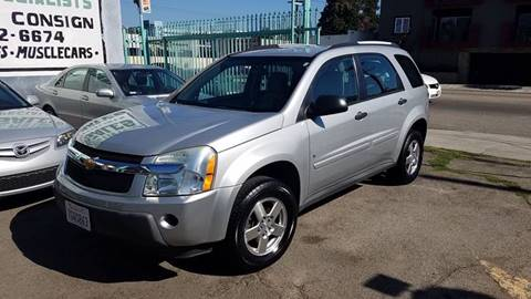 2006 Chevrolet Equinox for sale in North Hollywood, CA