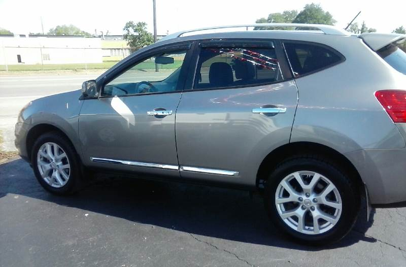 2013 Nissan Rogue SV w/SL Package 4dr Crossover - Clarksville TN