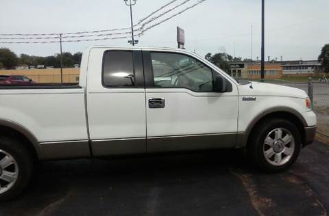 2006 Ford F-150 for sale in Clarksville, TN