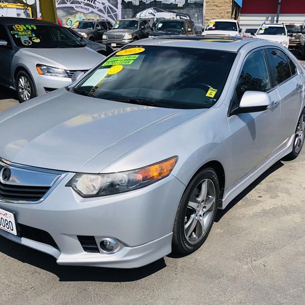 2012 Acura Tsx Special Edition For Sale