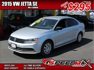 2015 Volkswagen Jetta for sale in Fresno, CA