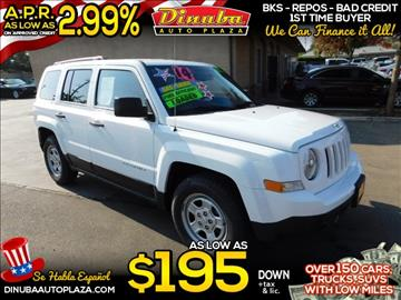 2014 Jeep Patriot For Sale Illinois