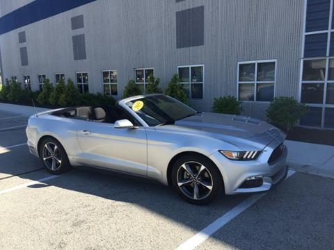 2015 Ford Mustang for sale in Indianapolis, IN
