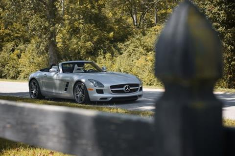 2012 Mercedes-Benz SLS AMG for sale in Indianapolis, IN