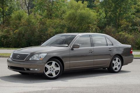 2005 Lexus LS 430 for sale in Indianapolis, IN