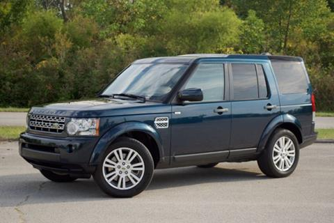 2010 Land Rover LR4 for sale in Indianapolis, IN