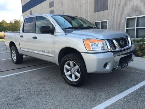 2012 Nissan Titan for sale in Indianapolis, IN