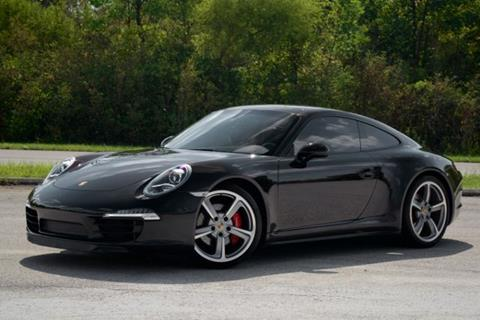 2014 Porsche 911 for sale in Indianapolis, IN