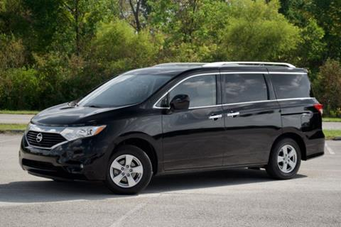 2017 Nissan Quest for sale in Indianapolis, IN
