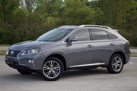 2013 Lexus RX 450h for sale in Indianapolis, IN