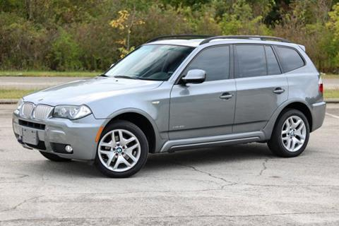 2010 BMW X3 for sale in Indianapolis, IN