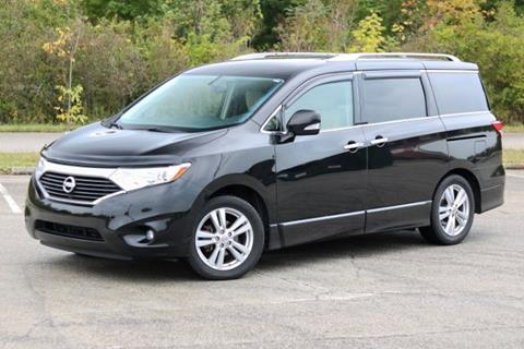 2012 Nissan Quest for sale in Indianapolis, IN