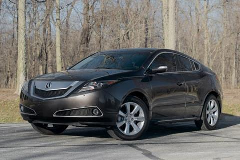 Used Acura ZDX For Sale in Indianapolis, IN - Carsforsale.com