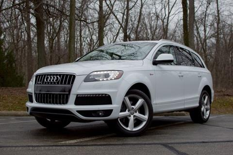 2015 Audi Q7 Overview | Cars.com