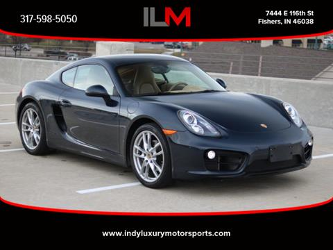 2015 Porsche Cayman for sale in Indianapolis, IN