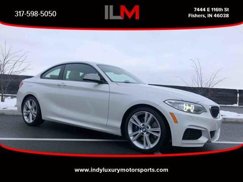 Indy Luxury Motorsports >> Bmw 2 Series For Sale In Indianapolis In Indy Luxury Motorsports