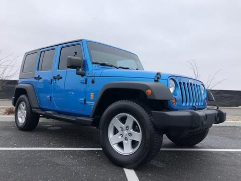 2010 Jeep Wrangler Unlimited for sale in Indianapolis, IN