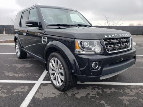 2014 Land Rover LR4 for sale in Indianapolis, IN