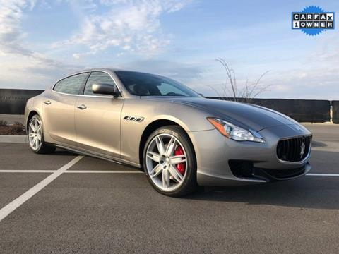 Indy Luxury Motorsports >> Maserati For Sale In Indianapolis In Indy Luxury Motorsports
