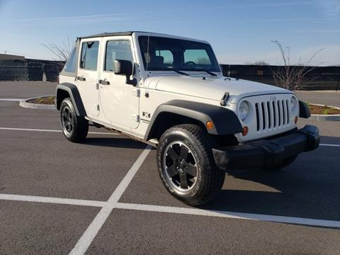 2009 Jeep Wrangler Unlimited for sale in Indianapolis, IN