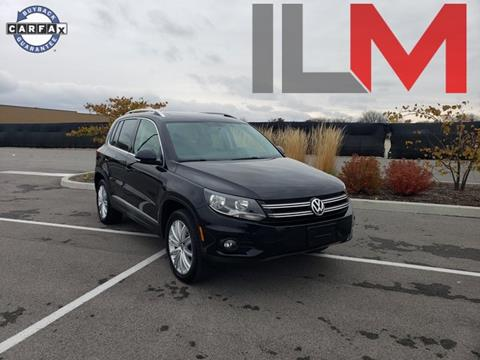 2015 Volkswagen Tiguan for sale in Fishers, IN