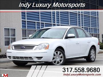 2007 Ford Five Hundred for sale in Indianapolis, IN