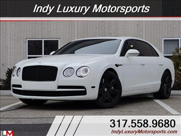 2016 Bentley Flying Spur V8 for sale in Indianapolis, IN