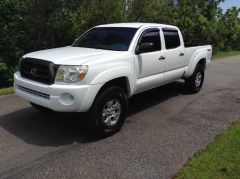 2008 Toyota Tacoma for sale at Muscle Cars USA 1 in Bronx NY
