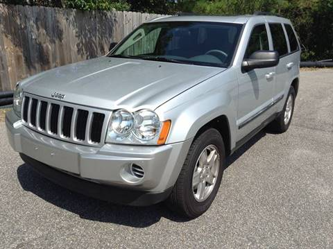 2007 Jeep Grand Cherokee for sale at Muscle Cars USA 1 in Bronx NY