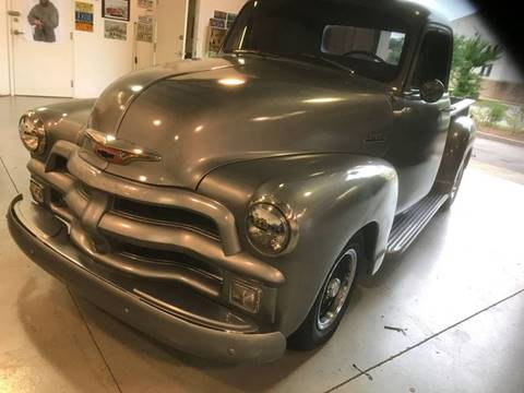 1954 Chevrolet 3100 for sale at Muscle Cars USA 1 in Bronx NY