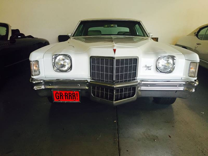 1972 Pontiac Grand Prix In Bronx NY - Muscle Cars USA 1