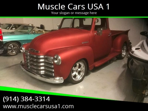 1953 Chevrolet 3100 for sale in Murrells Inlet, SC