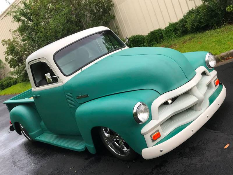 1954 Chevrolet 3100 for sale at Muscle Cars USA 1 in Murrells Inlet SC