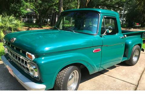 1965 Ford F-100 for sale at Muscle Cars USA 1 in Murrells Inlet SC