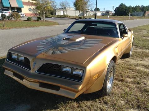 1977 Pontiac Trans Am for sale at Muscle Cars USA 1 in Bronx NY
