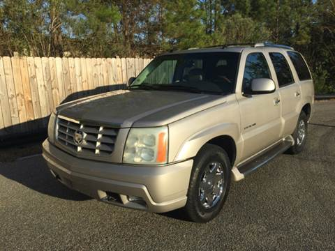 2004 Cadillac Escalade for sale at Muscle Cars USA 1 in Bronx NY