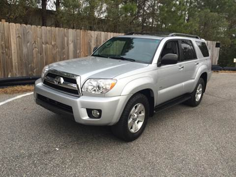 2007 Toyota 4Runner for sale at Muscle Cars USA 1 in Bronx NY