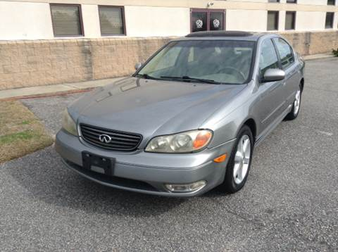 2004 Infiniti I35 for sale at Muscle Cars USA 1 in Bronx NY