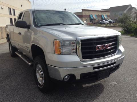 2010 GMC Sierra 2500HD for sale at Muscle Cars USA 1 in Bronx NY