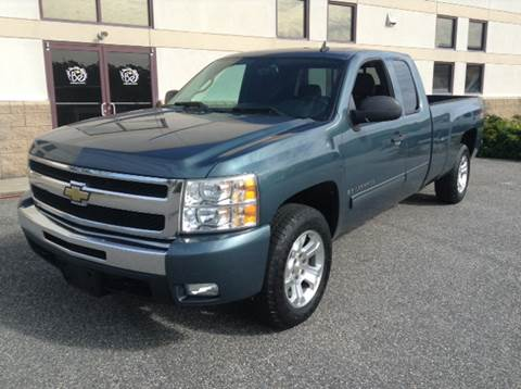 2009 Chevrolet Silverado 1500 for sale at Muscle Cars USA 1 in Bronx NY