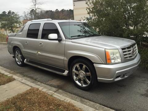 2002 Cadillac Escalade EXT for sale at Muscle Cars USA 1 in Bronx NY