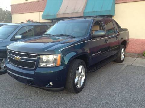 2007 Chevrolet Avalanche for sale at Muscle Cars USA 1 in Bronx NY