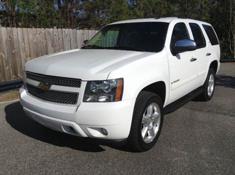 2007 Chevrolet Tahoe for sale at Muscle Cars USA 1 in Bronx NY
