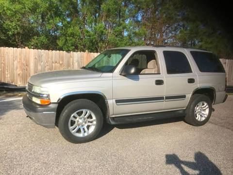 2004 Chevrolet Tahoe for sale at Muscle Cars USA 1 in Bronx NY