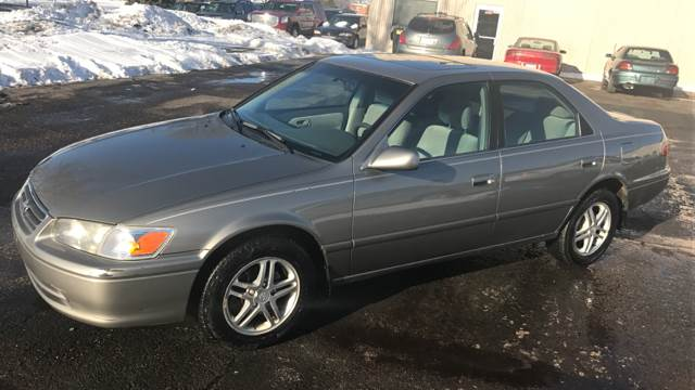 2000 Toyota Camry for sale at Northstar Auto Sales LLC in Ramsey MN