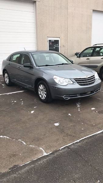 2010 Chrysler Sebring for sale at Northstar Auto Sales LLC in Ramsey MN