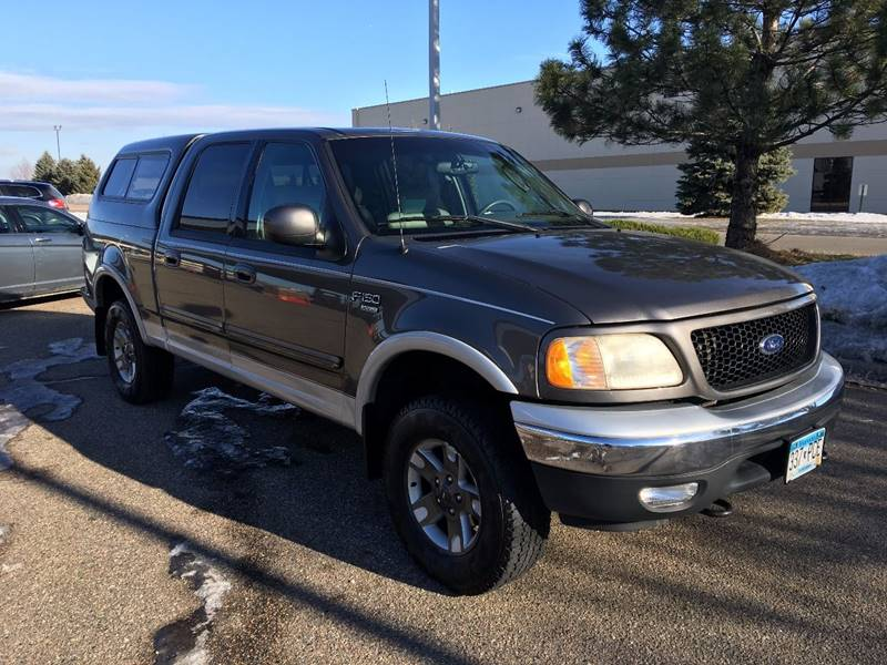 2003 Ford F-150 for sale at Northstar Auto Sales LLC in Ramsey MN